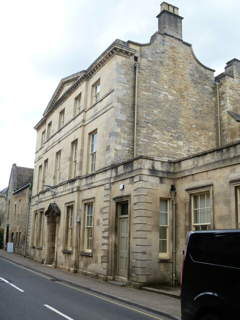Cirencester buildings [69]