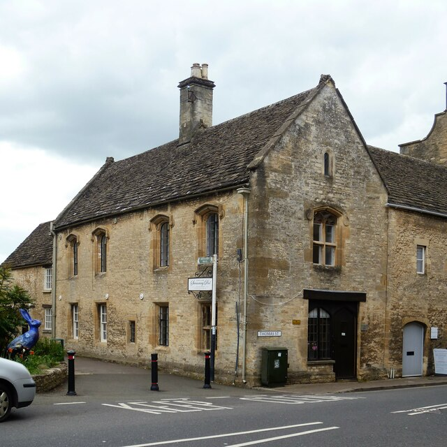 Cirencester buildings [70]