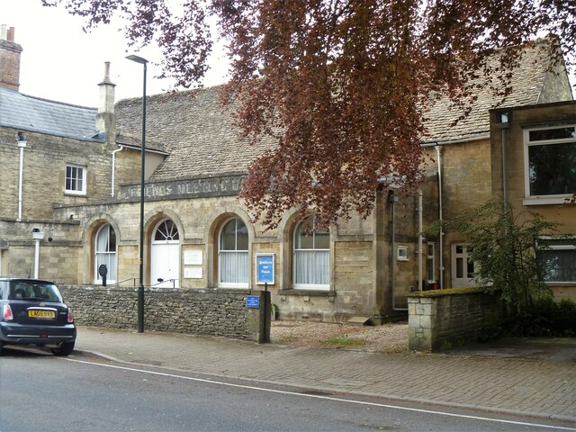 Cirencester buildings [71]