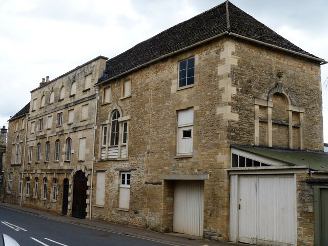 Cirencester buildings [72]