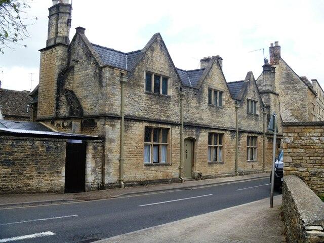 Cirencester houses [84]