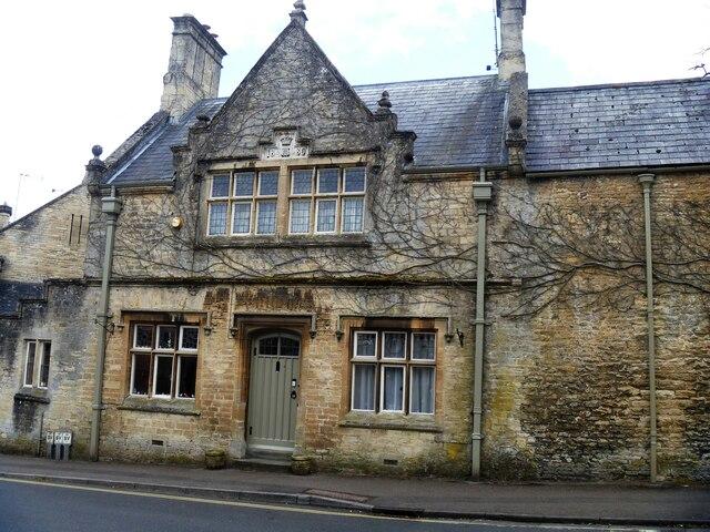 Cirencester houses [86]