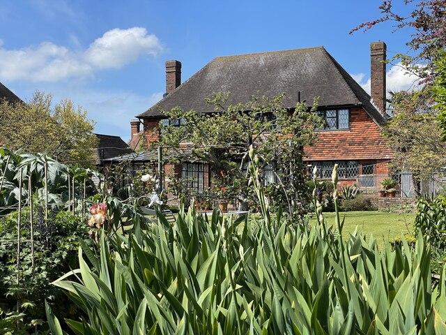 Seaford open garden