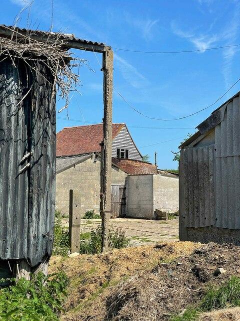 Oast House at Lankhurst Farm, Three Oaks Lane, Westfield