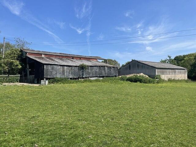 Barn at Lankhurst Farm