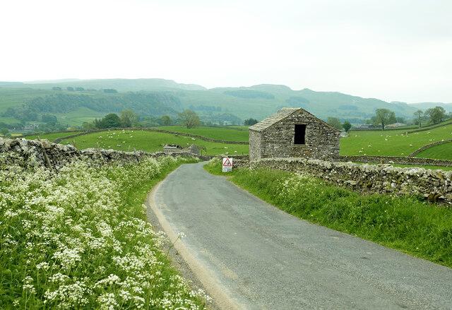 New House barn
