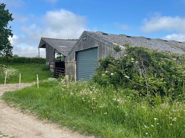 Barns at Old Marshfoot Farm