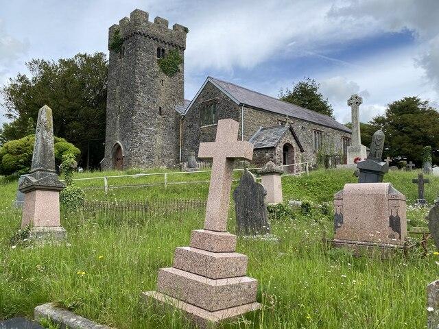Church of St Cathen