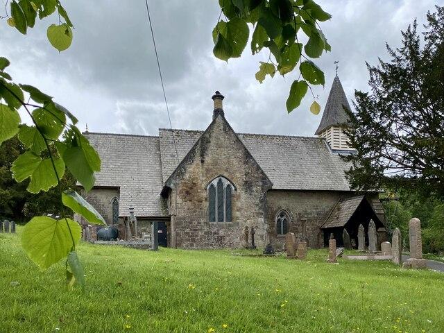 Church of St Michael, Gelli Aur