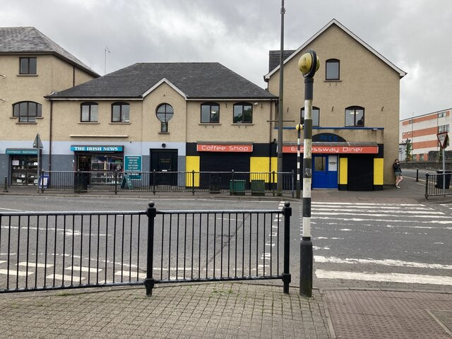 Renovations to premises, Omagh