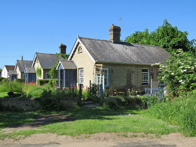 Little Wilbraham: the Mary Layton Cottages