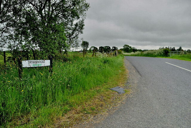 Dryarch Road, Deroran