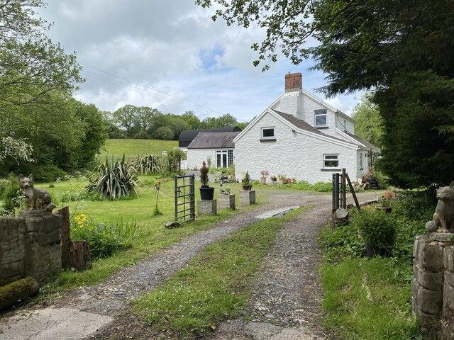 Cathlawdwr Farm
