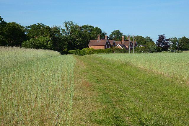 Farmland, Mortimer West End