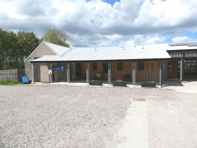 Visitor Centre, Strathbeg Loch RSPB Reserve