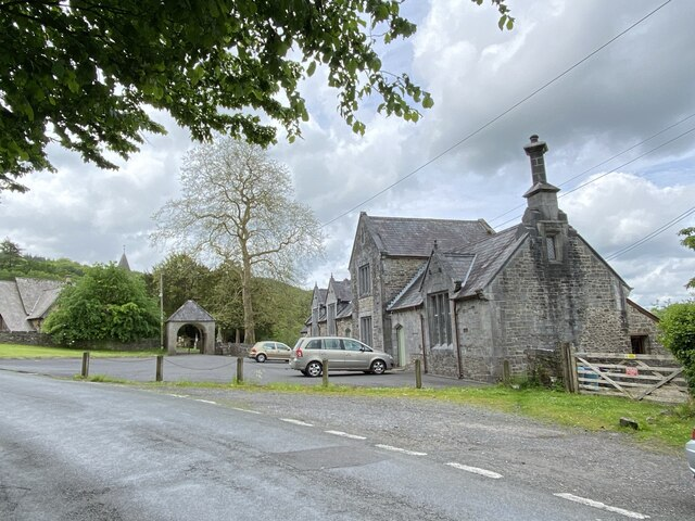 Church Hall, Gelli Aur
