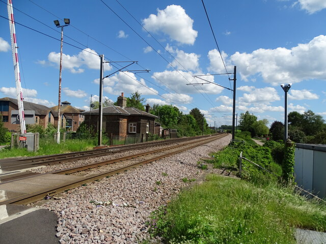 Railway to Great Chesterford