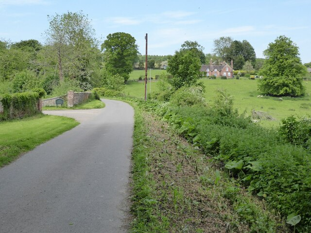 No through road at Willey