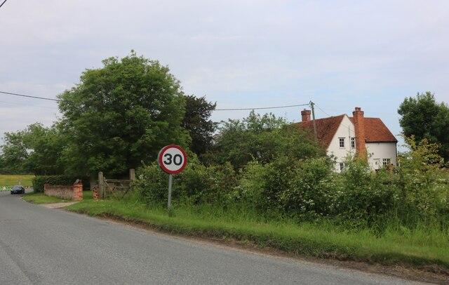 Wigborough Road, Peldon