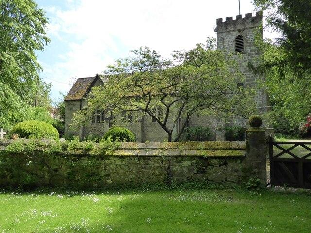 Willey church
