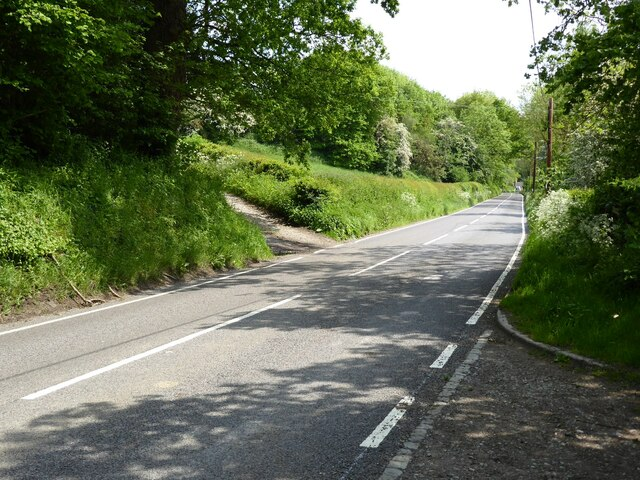 The B4374, Willey