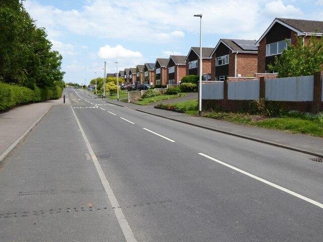 Coalport Road