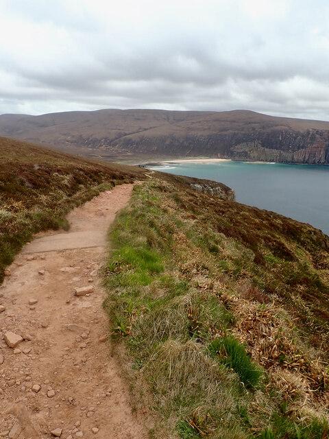 Path around Moor Fea