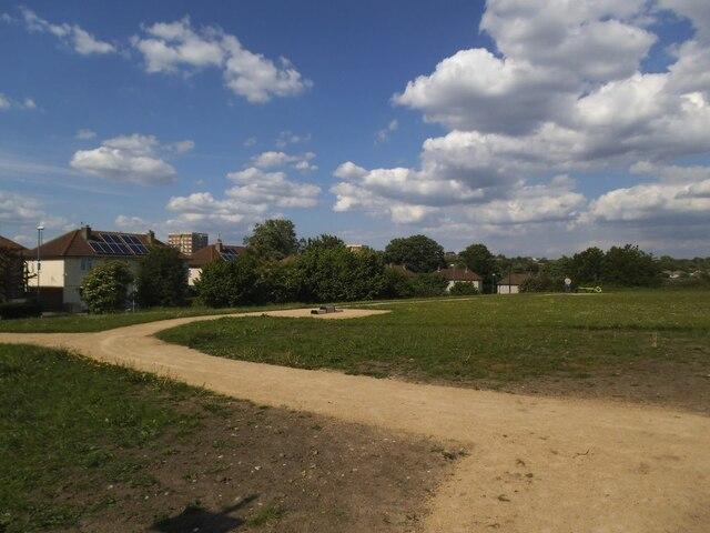 New outdoor gym, Swinnow Moor