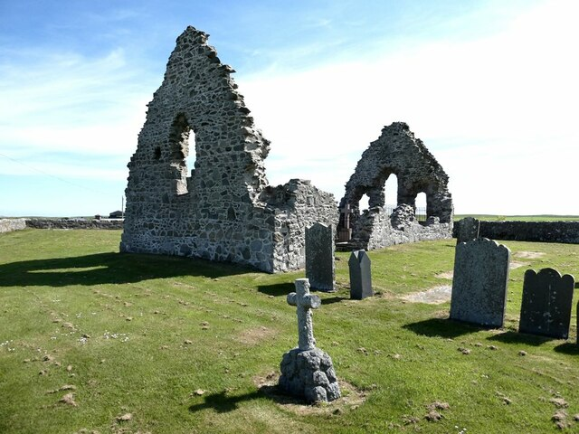 Ruins of St Mary's Chapel, Rattray