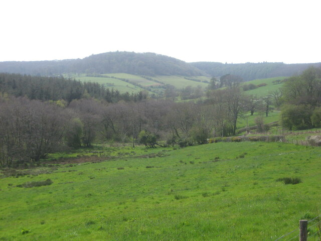 Lower end of Troutsdale