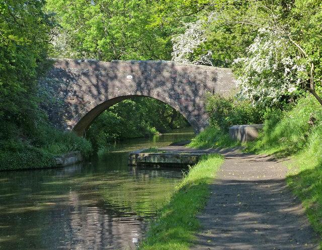 Bridge No 66 near Bittell Farm