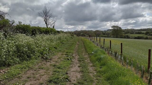 Bridleway to Coathouse Farm