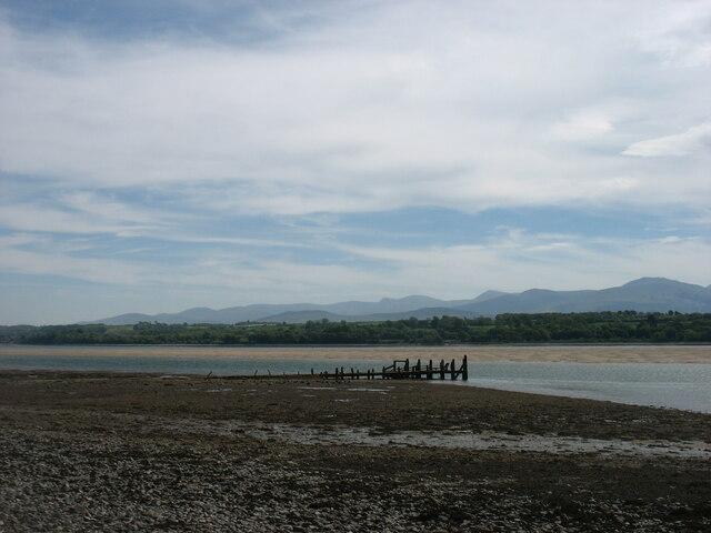 Across the Menai Strait