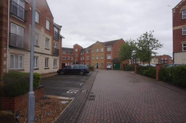 St James Court West, Victoria Dock, Hull