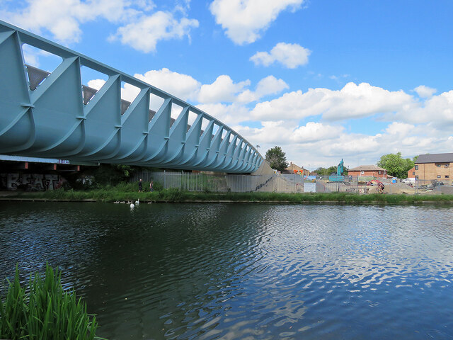 Across the Cam by the Abbey-Chesterton Bridge