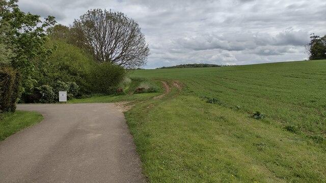 Great Tew Estate Permissive Path
