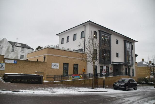 Tunbridge Wells Free School by N Chadwick