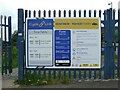 NS5168 : Time Table and Fares, Renfrew - Yoker Ferry by Richard Sutcliffe