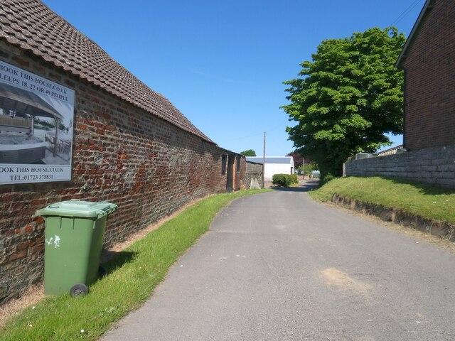 Hind House Lane