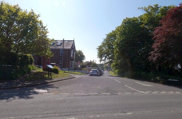 St Helen's Lane