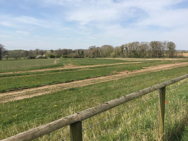 HS2 enabling works near Offchurch, April 2021 (1)