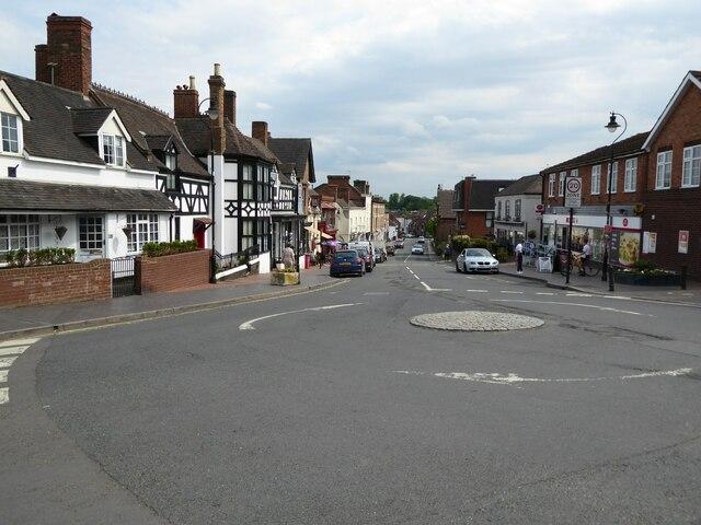 High Street, Broseley