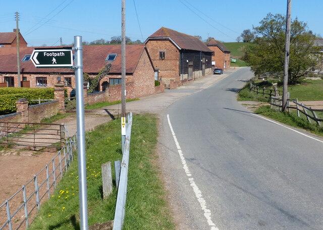 Offerton Farm on Offerton Lane