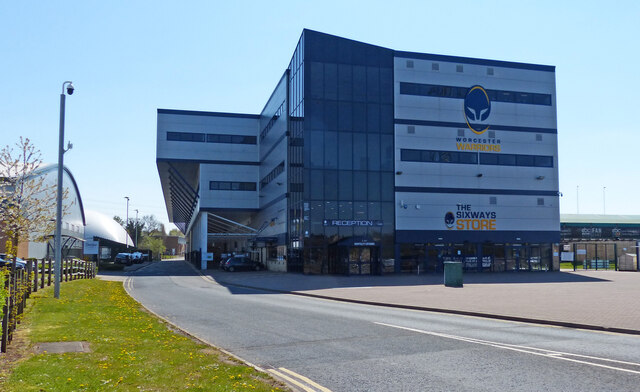Worcester Warriors Rugby Football Club
