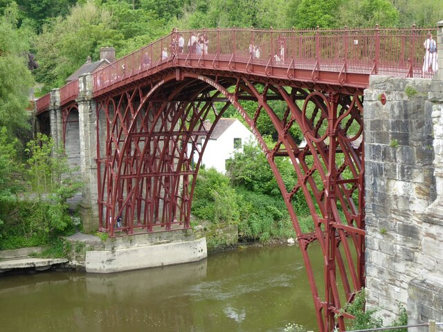Ironbridge and River Severn