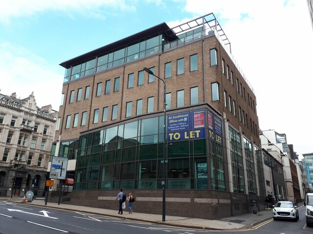 Offices to let on East Parade