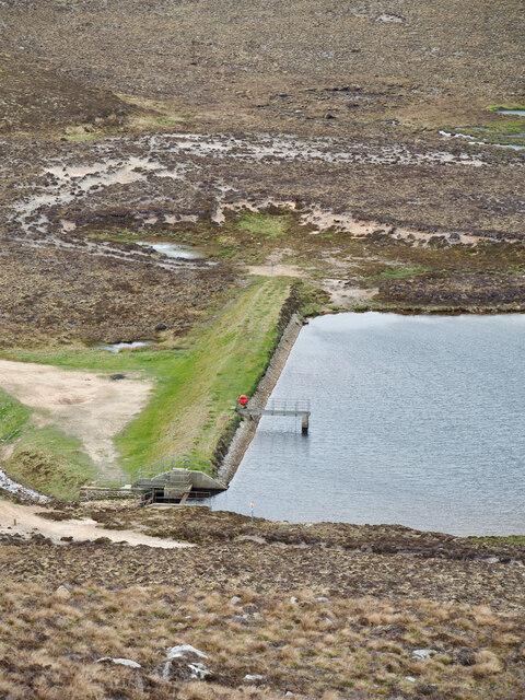 Sandy Loch Dam