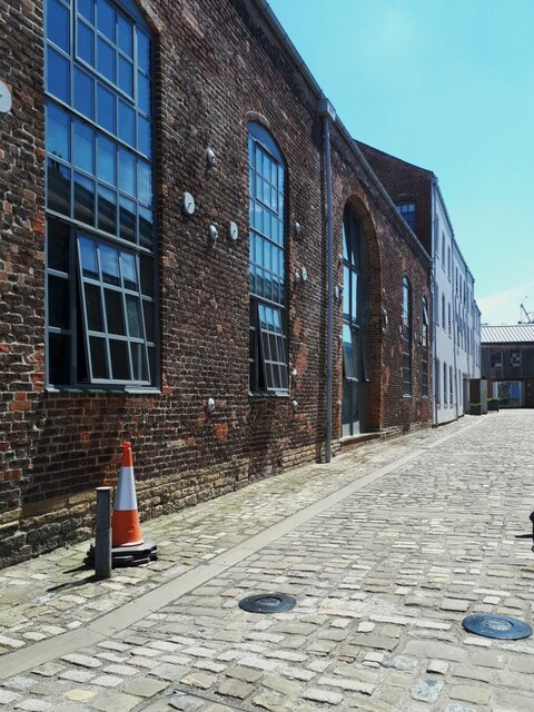 Foundry Street, off Water Lane