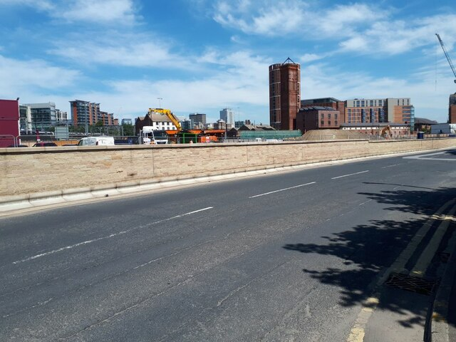 Development north of Water Lane