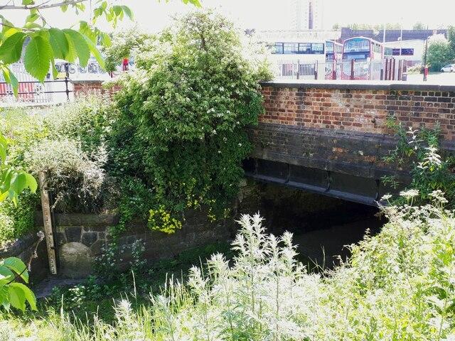 Springwell Road bridge